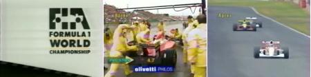 Формула 1 Сезон 1993 Гран-при Япония Гонка