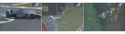 Формула 1 Сезон 1999 Гран-при Италия Гонка