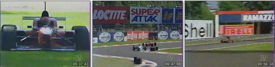 Формула-1.Сезон 1996.Гран-при Италия.Гонка