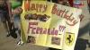 фанатки поздравляют по своему Фернандо Алонсо с днем рождения