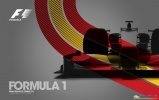 Formula 1, 2011 Spain Event Artwork