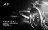рекламный плакат гран при Венгрии 2013 года
