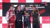 Формула 1 сезон 2013 этап 13 Сингарпур ГОНКА