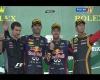 Формула 1 сезон 2013 этап 15 Япония Гонка