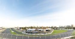Ф1 Альберт Парк гран при Австралия - 16 поворот