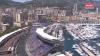 Вид на гран при монако много яхт