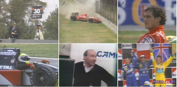 Формула-1.Сезон 1992.Гран-при Мексика.Гонка