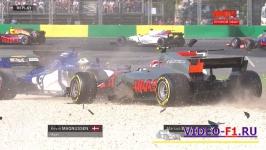 Формула 1 2017 Гран-при Австралии - квалификация и гонка