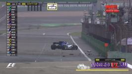 Формула-1 2017 Гран-при Китай - гонка и квалификация