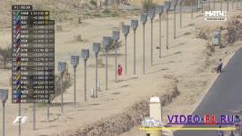Кими Райкконен пересекает пустыню