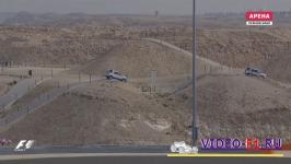 джип триал возле трассы Бахрейна