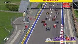 Формула-1 2017 Гран-при России - гонка и квалификация