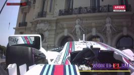 голые женщины на отеле Hotel de Paris в Монако