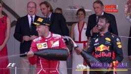 Формула-1 2017 Гран-при Монако - гонка и квалификация