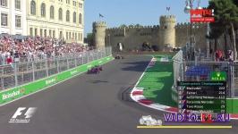 Формула 1 2017 Гран-при Баку Азербайджан