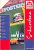 Карта трассы гран-при Великобритания Сильверстоун формула-1