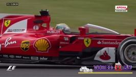 Формула 1 2017 Гран-при Великобритании Сильверстоун